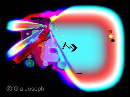 Awaken part 2 Gia Joseph Giasuniverse